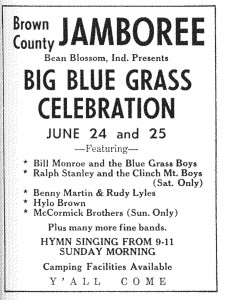 Advertisement, Brown County Democrat, June 22, 1967