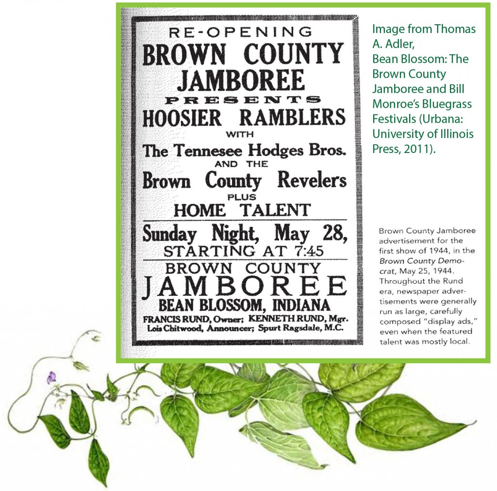 JAMBOREE AD GRAPHIC