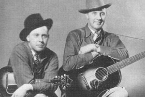 Bill and Charlie Monroe, 1936, accessed https://en.wikipedia.org/wiki/Bill_Monroe