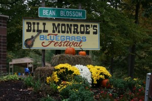 Bill Monroe Memorial Music Park and Campground, photograph accessed http://www.billmonroemusicpark.com/?p=545