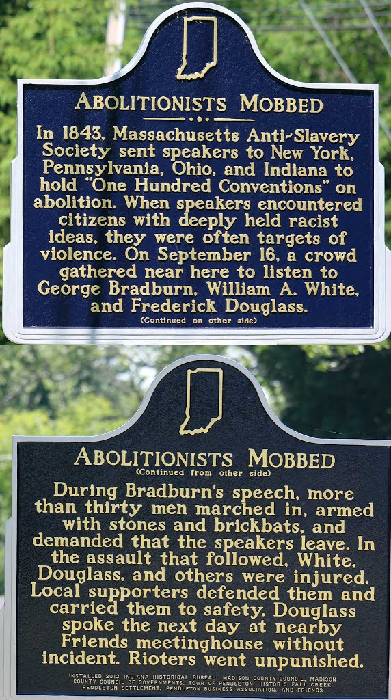 mobbed marker