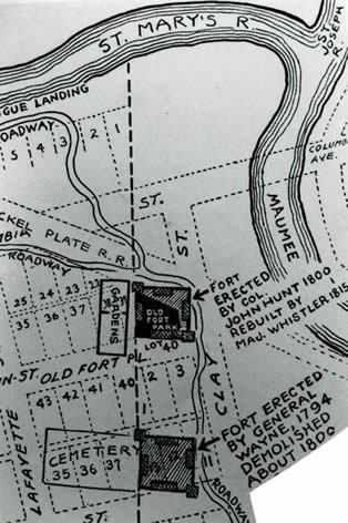 fort map