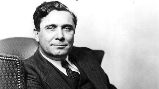 Wendell Willkie, circa 1941. Image courtesy of History.com.
