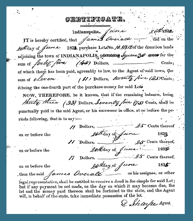 Marion County Circuit Court – The Indiana History Blog