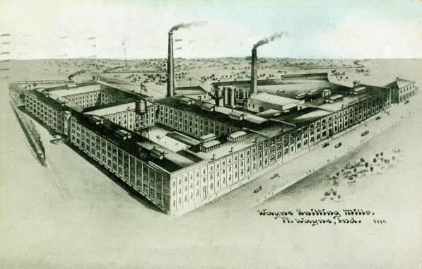 mills