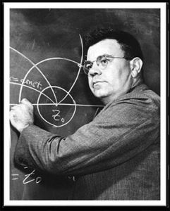 Edward Condon, photograph, n.d., accessed National Institute of Standards and Technology, https://www.nist.gov/news-events/events/2016/01/government-science-cold-war-america-edward-condon-and-transformation-nbs