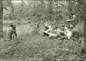 photo-6-surveying-class-1935