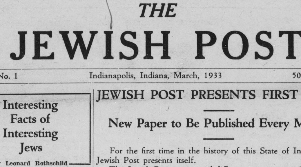 History Unfolded Project Part 1: When Did Hoosiers Learn What about Dachau Concentration Camp?