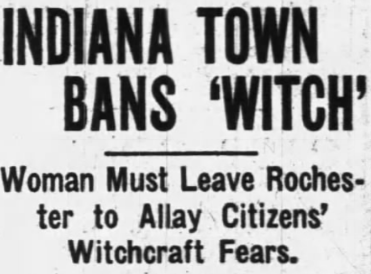 Salem witchcraft trials – The Indiana History Blog