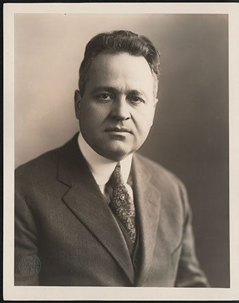 Dr. Otto U. King, Indiana